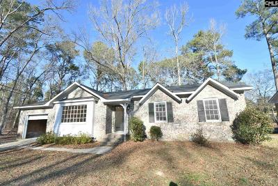 Lexington County, Richland County Single Family Home For Sale: 3729 Harrogate