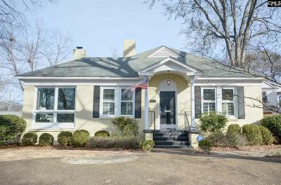 Columbia Single Family Home For Sale: 3001 Amherst