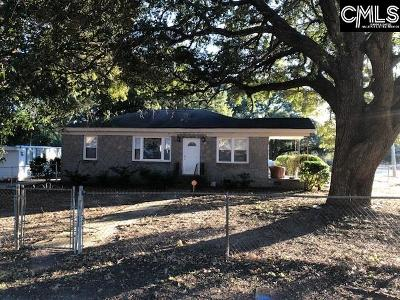 Columbia Single Family Home For Sale: 7508 Tyson St