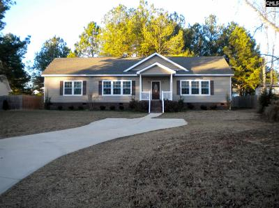 Kershaw County Single Family Home For Sale: 8 Jonquil