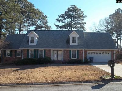 West Columbia Single Family Home For Sale: 2120 Beaver