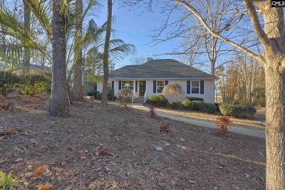 Lexington County, Newberry County, Richland County, Saluda County Single Family Home For Sale: 295 Saluda Island