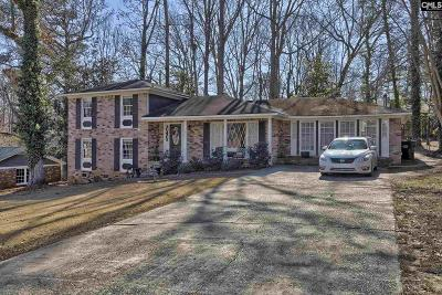 Irmo Single Family Home For Sale: 231 Rushing Wind