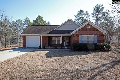 West Columbia Single Family Home For Sale: 104 Lake Princeton