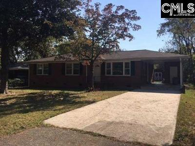 West Columbia Rental For Rent: 1423 Karlaney