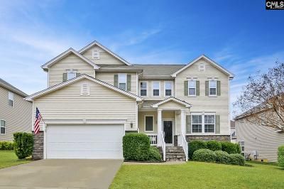 Lexington County Single Family Home For Sale: 133 Settlers Bend Ct