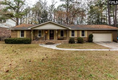 Lexington County, Richland County Single Family Home For Sale: 8213 Bayfield
