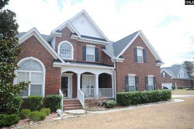 Columbia Single Family Home For Sale: 400 Lake Vista