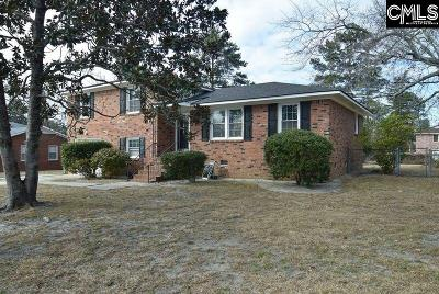 Cayce Single Family Home For Sale: 108 Sandy