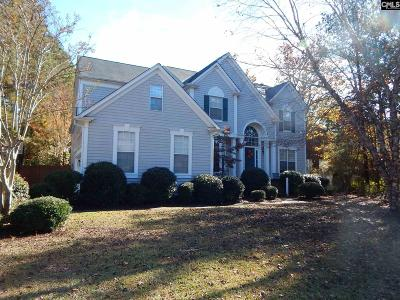 Irmo Single Family Home For Sale: 4 W Ashford