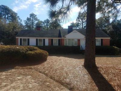 Kershaw County Single Family Home For Sale: 1157 Ridgeway