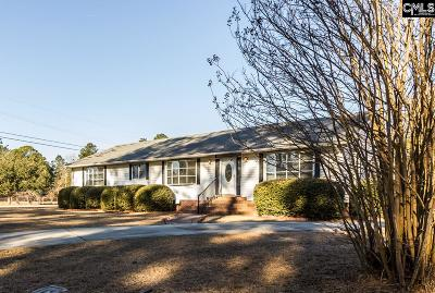 Kershaw County Single Family Home For Sale: 581 Fire Tower
