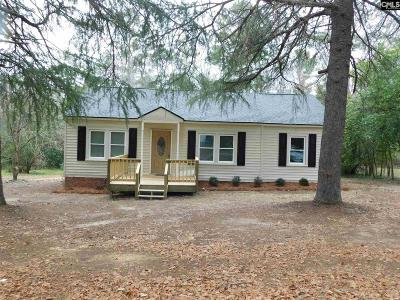 Kershaw County Single Family Home For Sale: 1507 E Lee