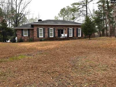 Kershaw County Single Family Home For Sale: 1271 John G. Richards