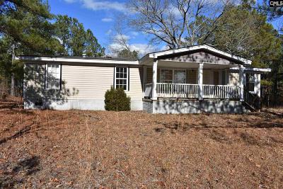 Kershaw County Single Family Home For Sale: 1428 James West