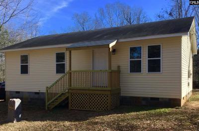 Saluda Single Family Home For Sale: 964 Shiloh