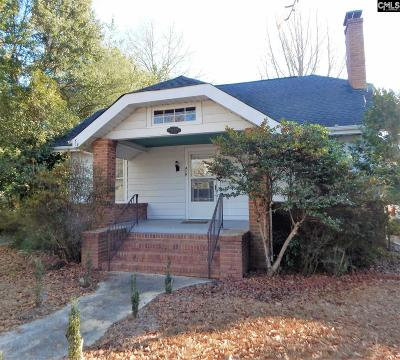 Camden Single Family Home For Sale: 409 Hampton