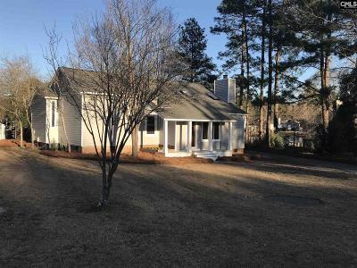 Lexington Single Family Home For Sale: 129 W Lake Drive #Lot 21