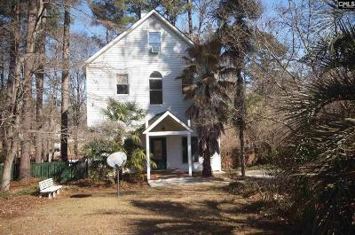Lexington County, Newberry County, Richland County, Saluda County Single Family Home For Sale: 208 Lexington