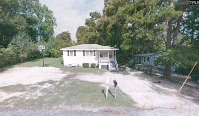 Batesburg Single Family Home For Sale: 533 Solomon
