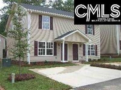 Lexington County, Richland County Townhouse For Sale: 1117 Piney Woods #2B
