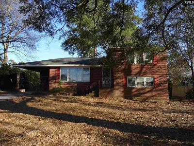 Columbia SC Single Family Home For Sale: $94,500