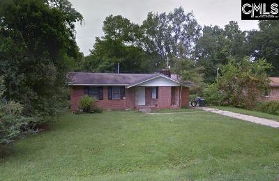 Cayce Single Family Home For Sale: 522 New State