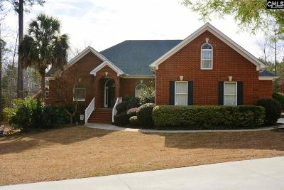 Irmo Single Family Home For Sale: 4 Chase