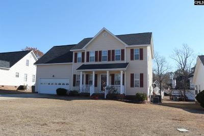 Columbia Single Family Home For Sale: 206 Carriage Oaks