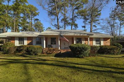 Columbia Single Family Home For Sale: 6319 Christie