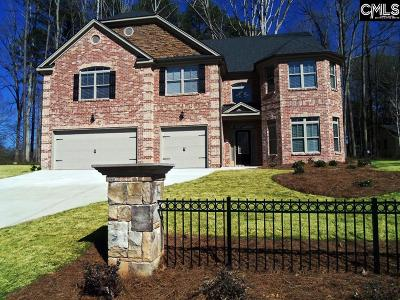 Blythewood Single Family Home For Sale: 560 Rimer Pond #Lot 4