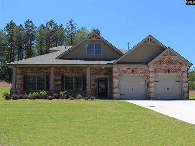 Blythewood Single Family Home For Sale: 558 Rimer Pond #Lot 5