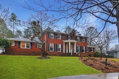 Columbia Single Family Home For Sale: 45 Olde Springs Road
