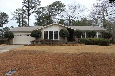 Columbia Single Family Home For Sale: 407 Myton