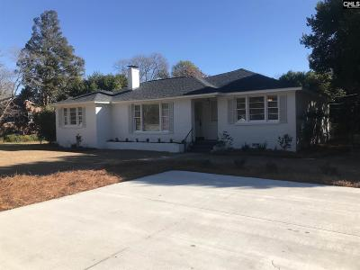Columbia Single Family Home For Sale: 6406 Pinefield