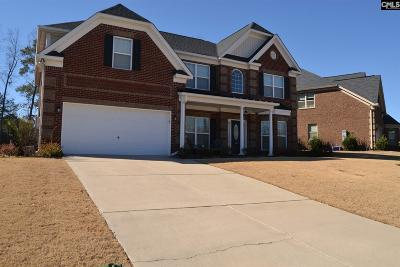 Irmo Single Family Home For Sale: 744 Dutchmans Branch