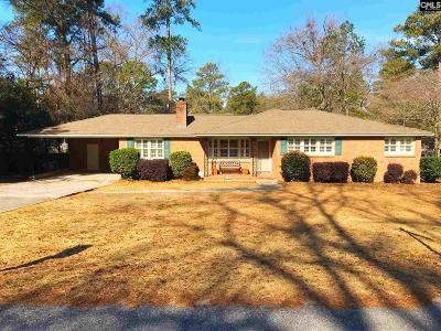 Forest Acres, Shandon Single Family Home For Sale: 4727 Norwood