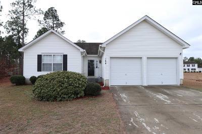 Lexington County Single Family Home For Sale: 164 Woodcote