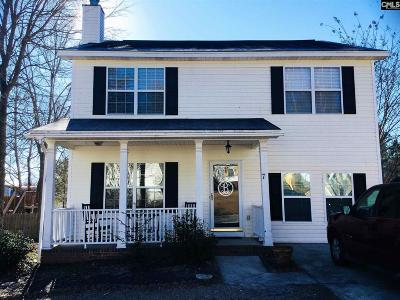 Irmo Single Family Home For Sale: 7 Tip Top