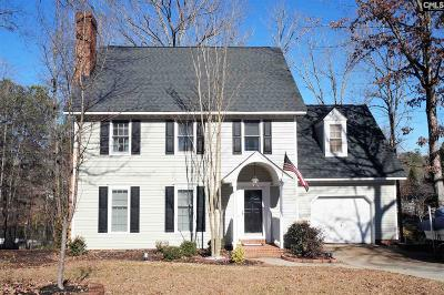 Lexington County, Richland County Single Family Home For Sale: 112 Fox Chase