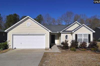 Columbia SC Single Family Home For Sale: $123,500