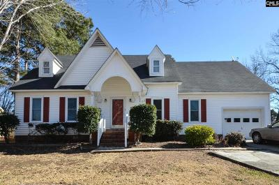 Lexington Single Family Home For Sale: 888 Bentley