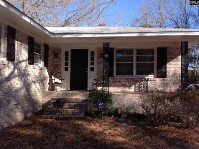 Camden Single Family Home For Sale: 1112 Mathis