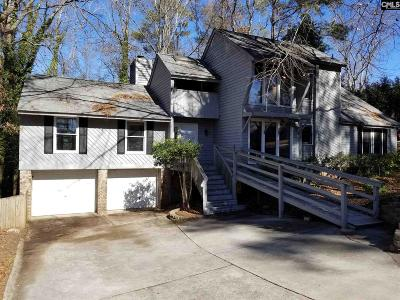 Columbia Single Family Home For Sale: 1840 Woodvalley