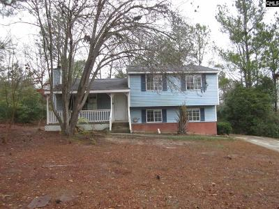 Irmo Single Family Home For Sale: 9 Heather