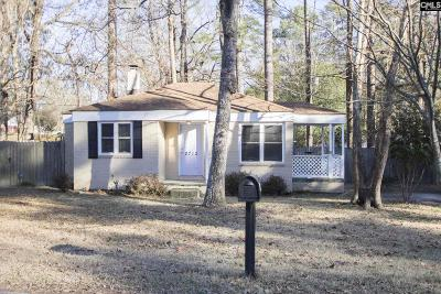 Columbia Single Family Home For Sale: 2712 Parkwood
