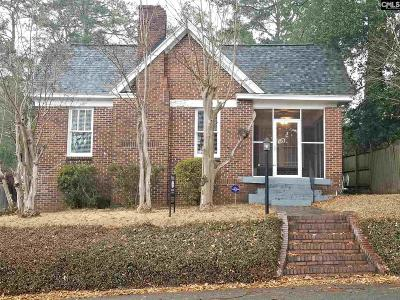 Columbia Single Family Home For Sale: 218 S Pickens
