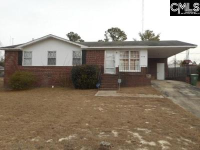 Lexington County, Richland County Single Family Home For Sale: 408 Redwood