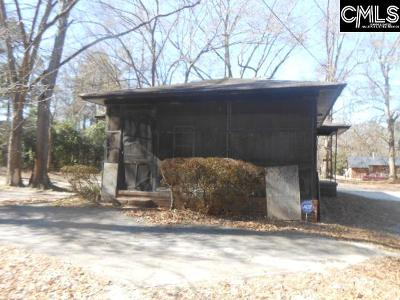 Batesburg Single Family Home For Sale: 429 Lester