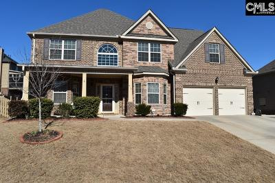 West Columbia Single Family Home For Sale: 346 Lake Frances